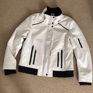 DANIER leatherNEW bomber jacket